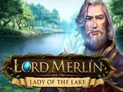 Lord Merlin and Lady of the Lake